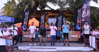 Jorge Sánchez Allec reitera su compromiso con el turismo con la cuarta edición de la Carrera Xtrail Ixtapa Zihuatanejo 2019