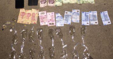 *Detienen a sujeto con droga en la zona centro de Acapulco*