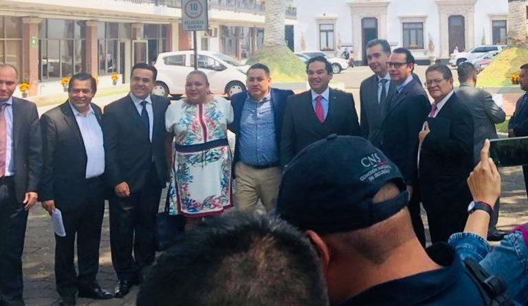 Urge presupuesto equitativo para los municipios.*Uruapan.