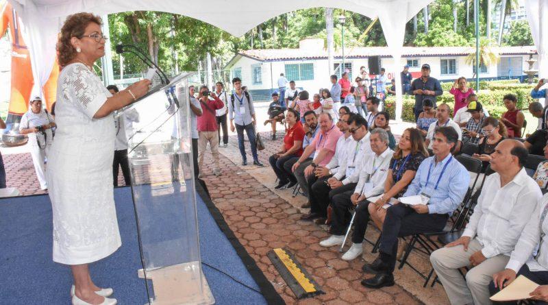 *Participa Adela Román en inauguración de la exposición México Minero Acapulco 2019*