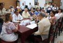 Recibe Adela Román al embajador de Filipinas en México