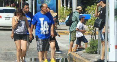 *Alcanza Acapulco una ocupación hotelera de 77 por ciento*