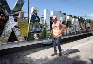 *Realiza  Servicios Públicos brigada integral en Xaltianguis*