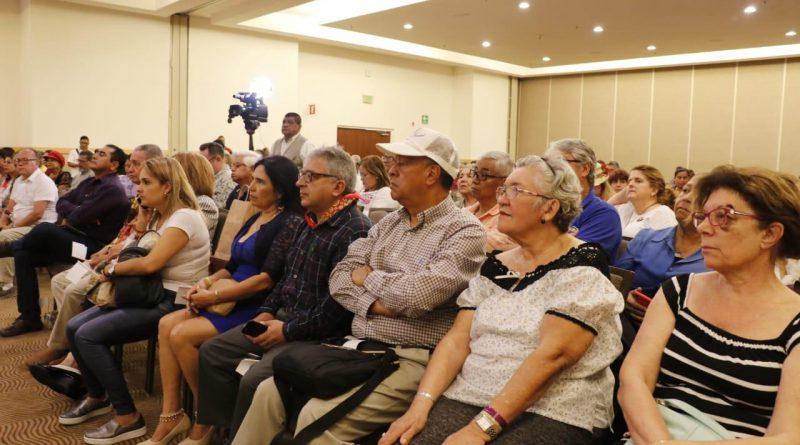 *Clausura Adela Román XII Encuentro Latinoamericano de Exbecarios de Israel*