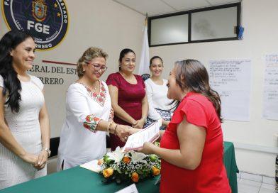 *Acciones con perspectiva de género contribuyen a una mejor sociedad, dice Adela Román*