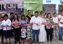 Presidente Jorge Sánchez Allec inaugura Asilo DIF en la colonia Cuauhtémoc