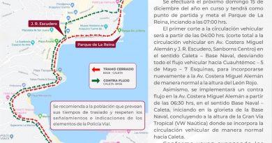 Garantiza Seguridad Pública municipal cobertura en temporada vacacional: Ofelio Romualdo Aguilar*Acapulco