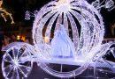 Con gran éxito inició el 5o Festival Navideño en Uruapan